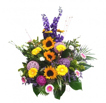 Flower basket 3 - basket 3