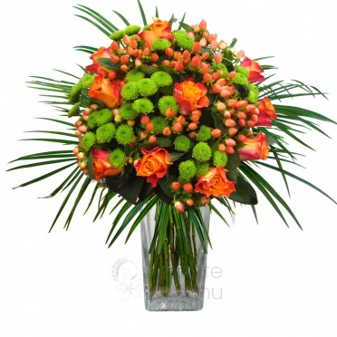 Mixed bouquet of flowers - Mix