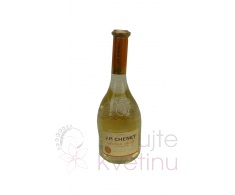 Bottle of white wine 0,75l